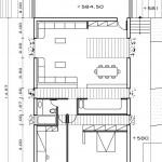 First floor plan-room